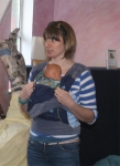 View the album March 2012 - Exeter babywearing training