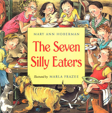 seven silly eaters mary ann hoberman